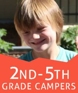 2nd through 5th grade campers image title for Dream Big Summer Day Camp | Hilltop Denver and Greenwood Village