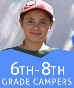 6th through 8th Grade Campers Image Title for Dream Big Summer Day Camp | Hilltop Denver and Greenwood Village