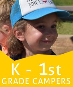 Kindergarten through 1st Grade Campers Image Title for Dream Big Summer Day Camp | Hilltop Denver and Greenwood Village